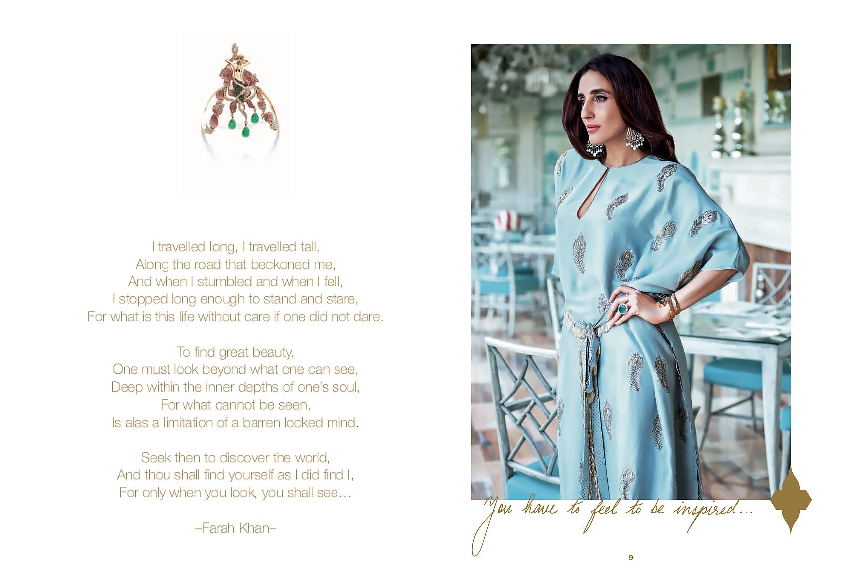 Farah Khan S Bejewelled Life Preeta Agarwal Workroom