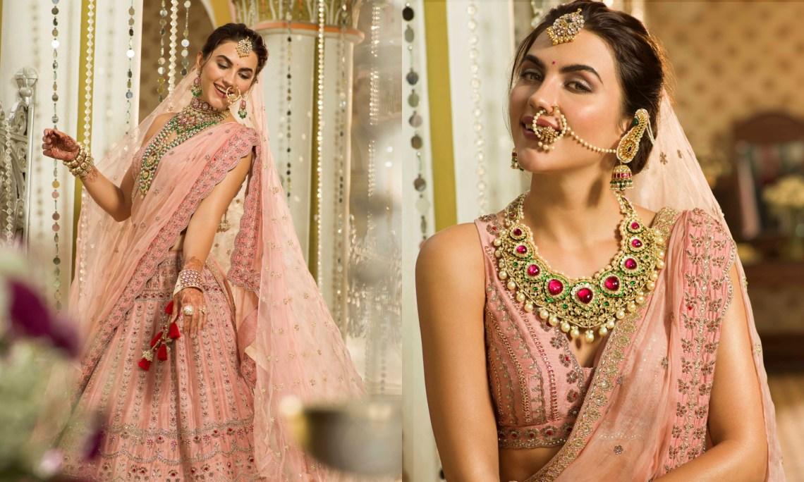 , THE INDIAN BRIDE X RAPAPORT MAGAZINE, Victoria's Jewelry Box