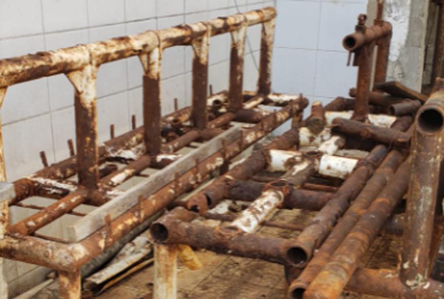 Após denúncia anônima, Serviço de Inspeção Municipal de Mossoró apreende 4 toneladas de carne de charque imprópria para consumo