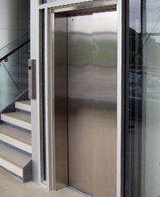 LU/LA Elevator