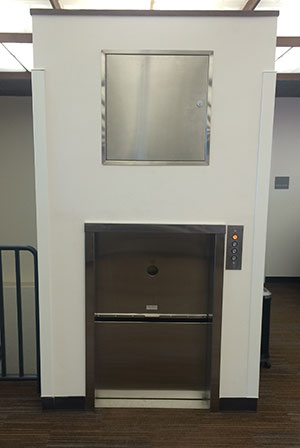 Matot Floor Load Dumbwaiter