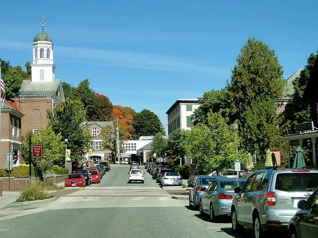 New Hampshire city - perfect for calling your state to state movers