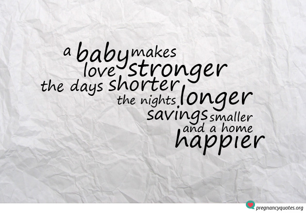 Pregnant Happiness Quote Sayings Childhood Pictures Www