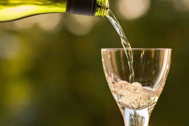 Wine Pregnancy Test