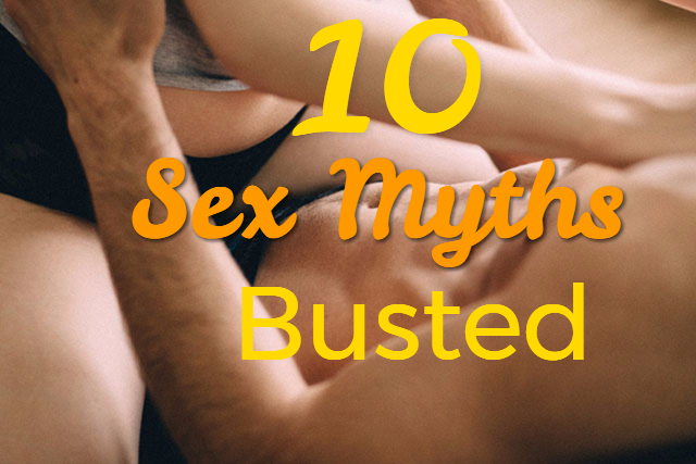 10 Sex Myths + Can You Get Pregnant From Swallowing Sperm?
