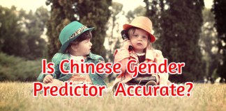 Most Accurate Chinese Gender Predictor