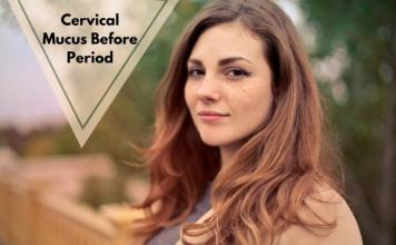 Cervical Mucus Before Period