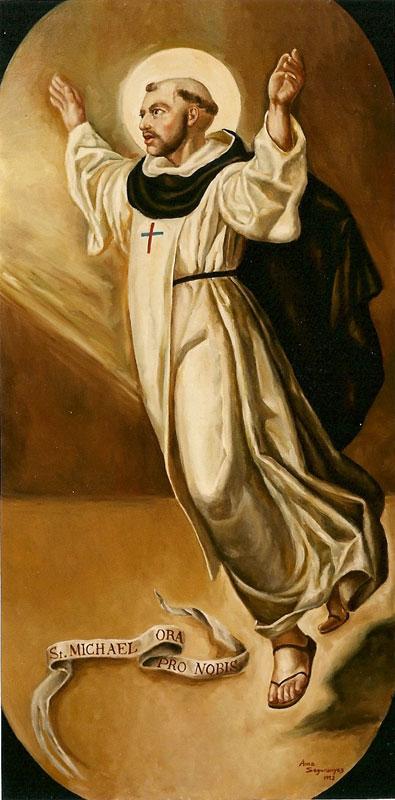LITURGIA CATÓLICA, DIVINO TESORO: San Miguel de los Santos, presbítero:  himnos litúrgicos