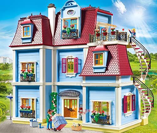 playmobil dollhouse mein grosses puppenhaus 70205 vergleichen sie die preise bei preisx at