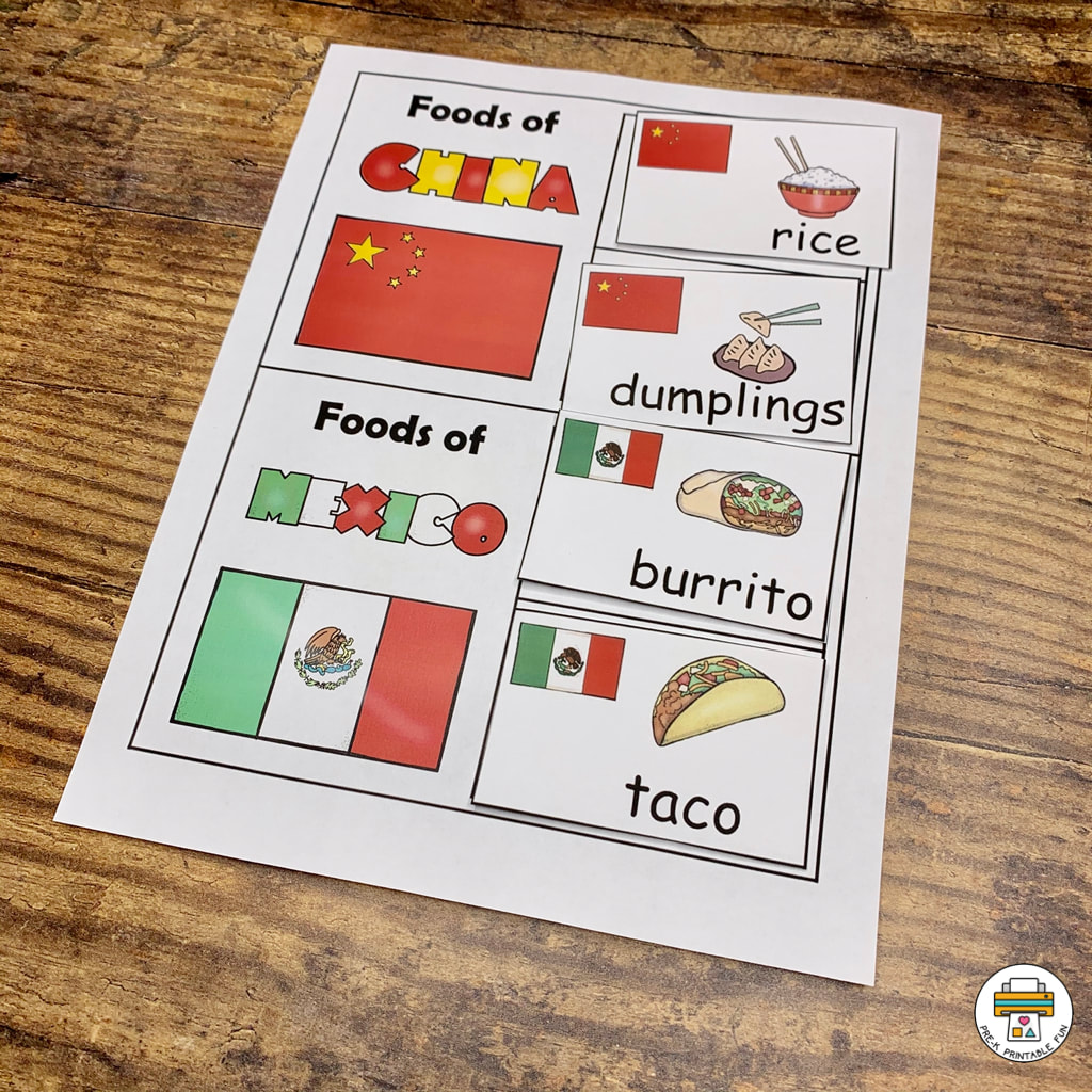 Multicultural Activity Pack