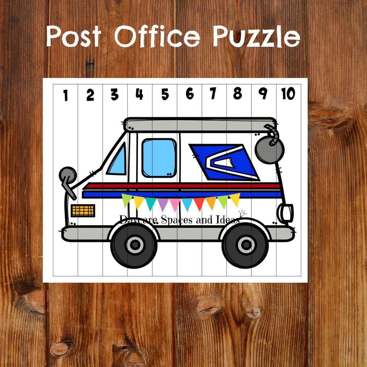 Post Office Activity Pack