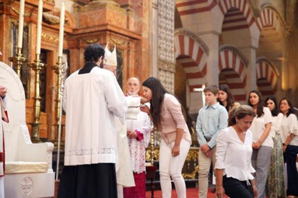 Quince Misioneros de la Diócesis de Córdova llegan a Picota