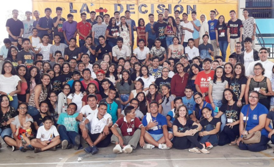 Comunidad Pantokrator cumple 4 años en Morales