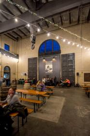 Peregrine - Substation Brewery Pop Up - INT - Vertical - DMC