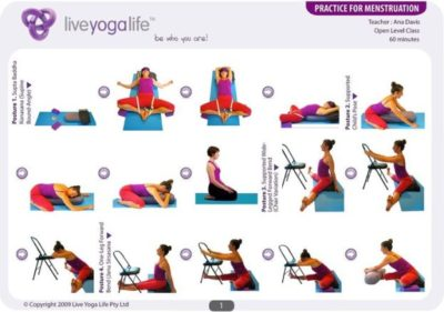 yin yoga sequence for menstruation  kayaworkoutco