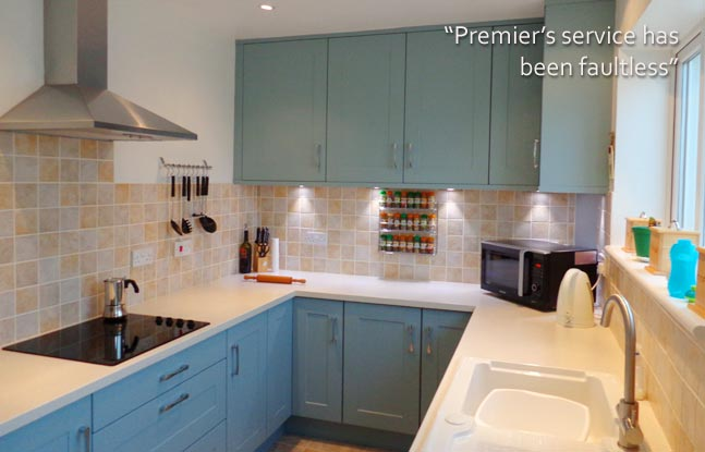 Why Premier Kitchens Bedrooms
