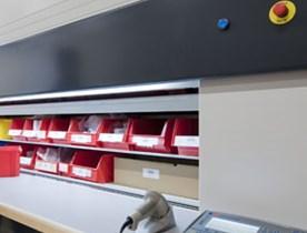 Dexion Shelf/Sub-Level