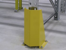 Dexion Floor Mounted Column Guards