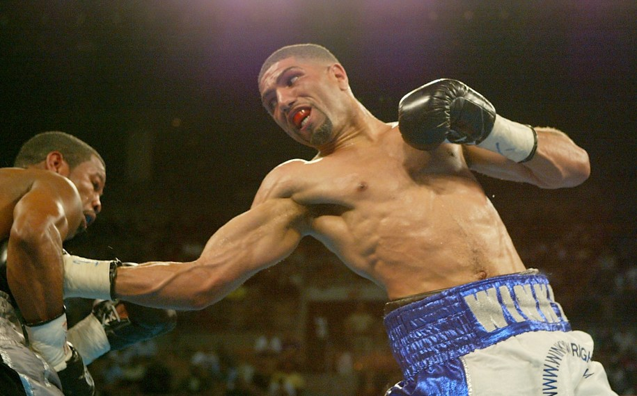 "The Incredible High Guard Defense of Ronald ""Winky"" Wright"