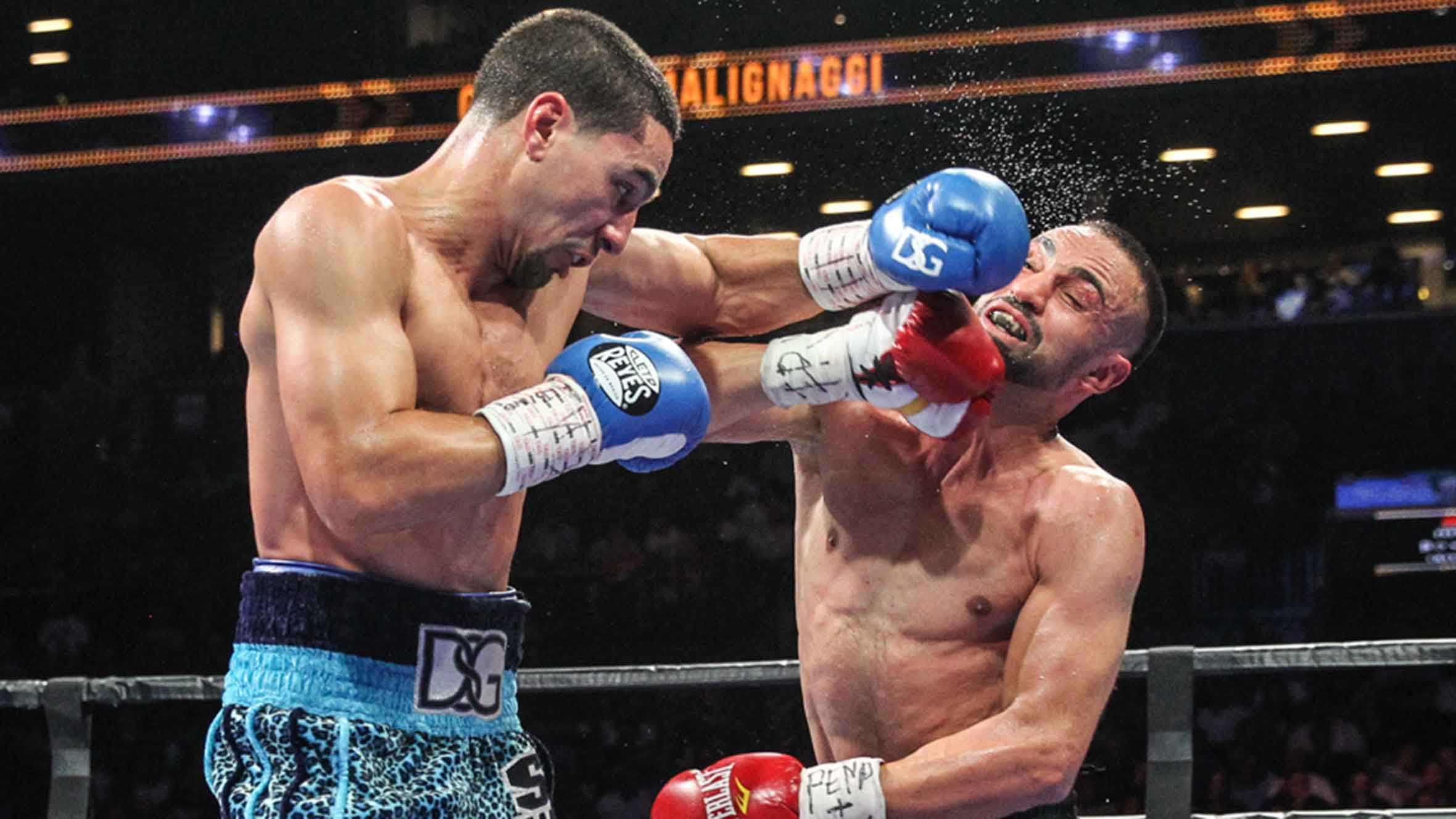Image result for Danny Garcia vs Paulie Malignaggi