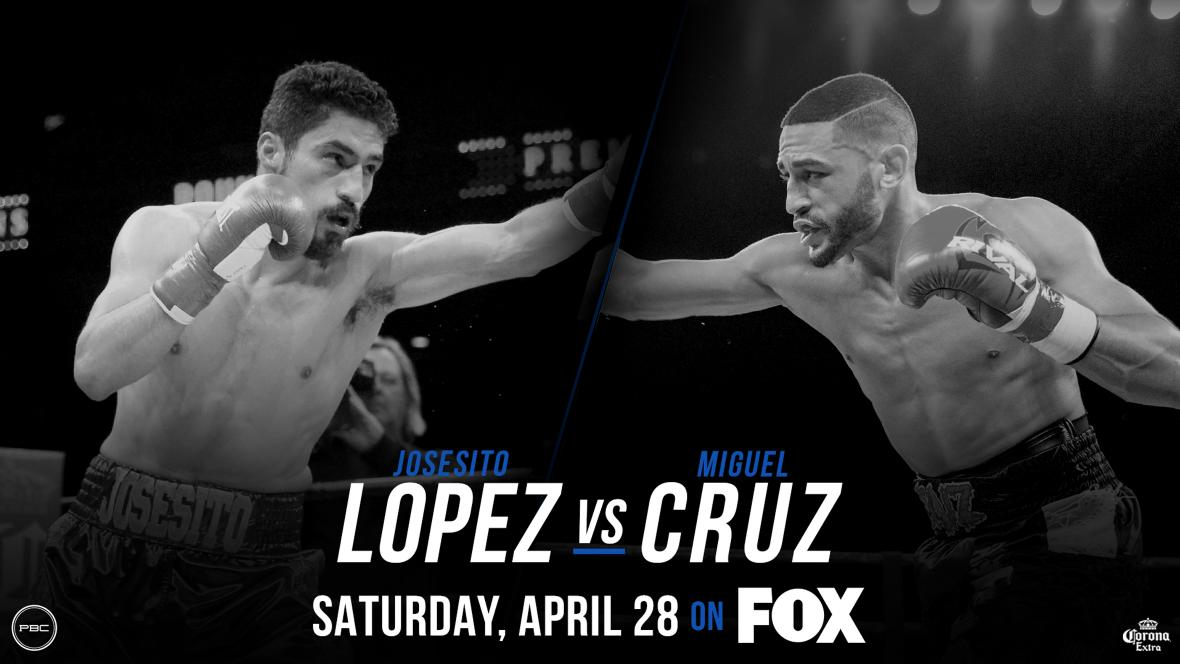 Image result for josesito lopez vs miguez cruz