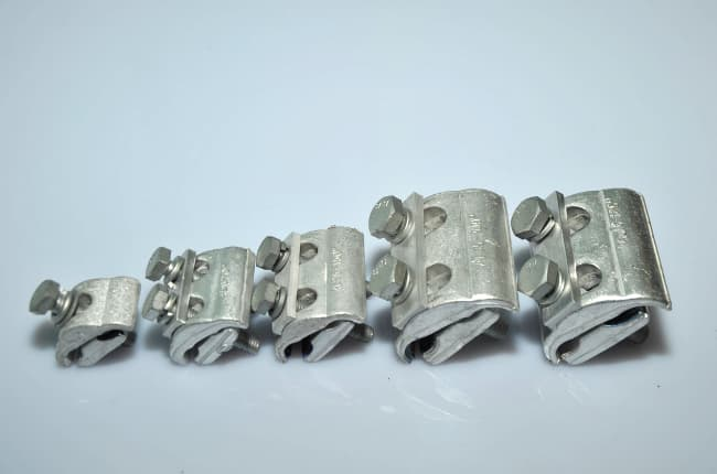 PG CLAMPS FOR ALUMINIUM CABLE