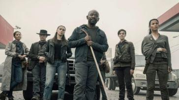 Fear the Walking Dead : la saison 7 a déjà débuté son tournage