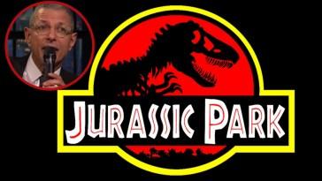 Pour Jeff Goldblum, la musique de Jurassic Park est plus cool avec des paroles