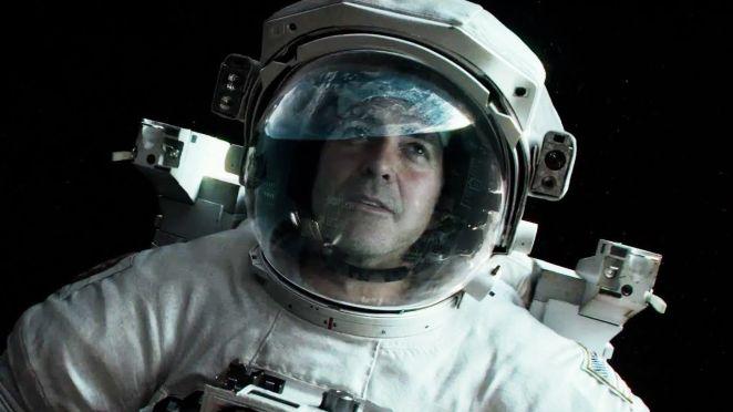 George Clooney : «On pensait tous que Gravity serait un film facile. Et trois ans plus tard…»