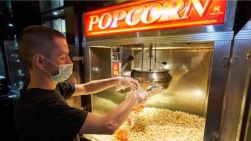 Pas de pop-corn pour la réouverture des salles de cinéma