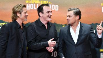 """Tarantino parle encore de sa retraite : """"Je serais très heureux de terminer sur Once Upon a Time… in Hollywood"""""""