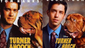 Le trailer de la série Turner & Hooch tue Tom Hanks !