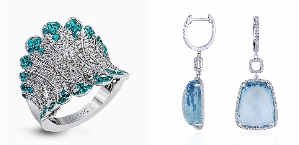 Diamond Earrings and Fashion Rings -- Kevin's Fine Jewelry