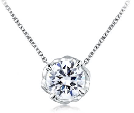 A. Jaffe Necklace Available at Frank Jewelers