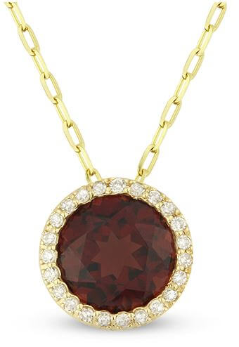 Madison L Essential Necklace Available at Milanj Diamonds Jewelers