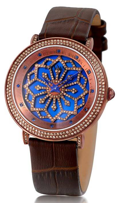Le Vian Timepiece Available at Frank Jewelers