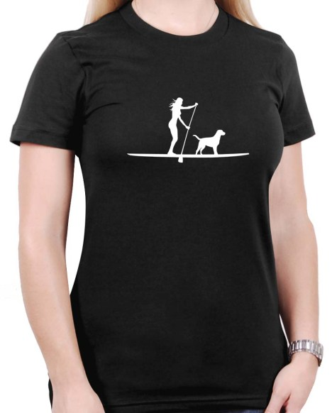 SUP Pup T-Shirt for Women
