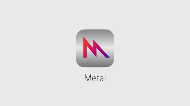 Accelerazione GPU: Apple Metal