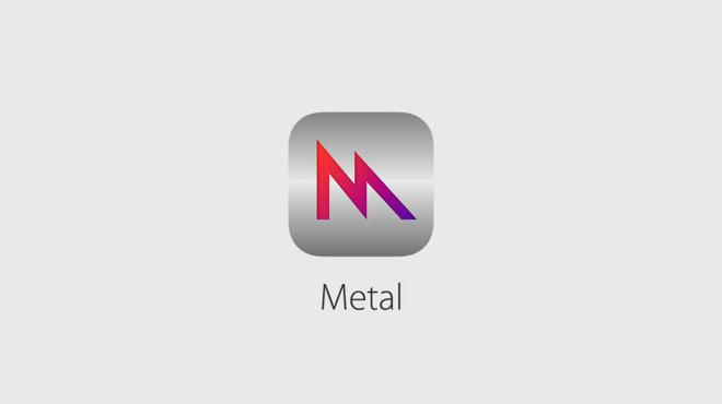 Accelerazione GPU: Apple Metal