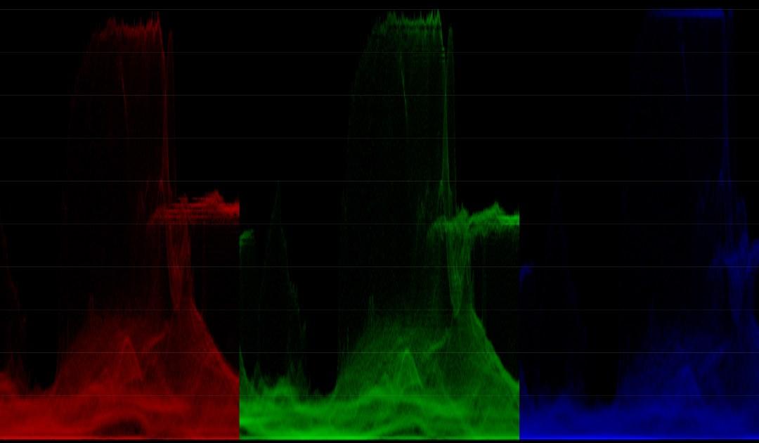 Oscilloscopi Lumetri: Impariamo ad interpretare l'Allineamento RGB (RGB Parade)