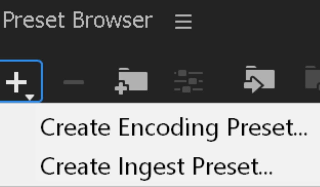 preset proxy