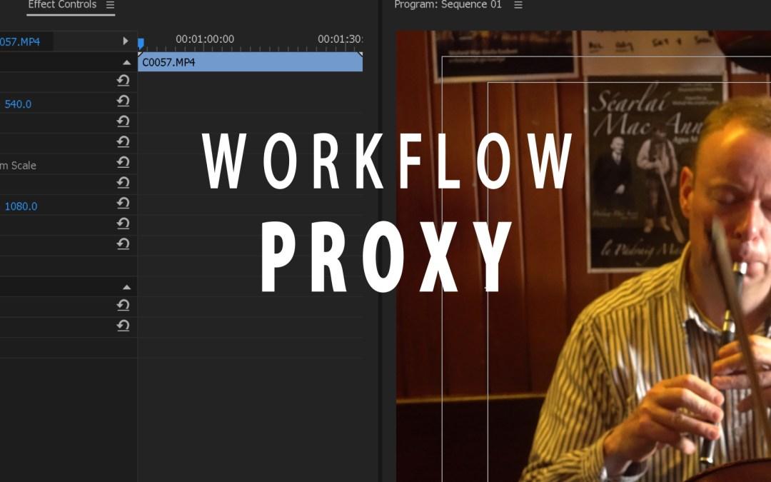 workflow proxy