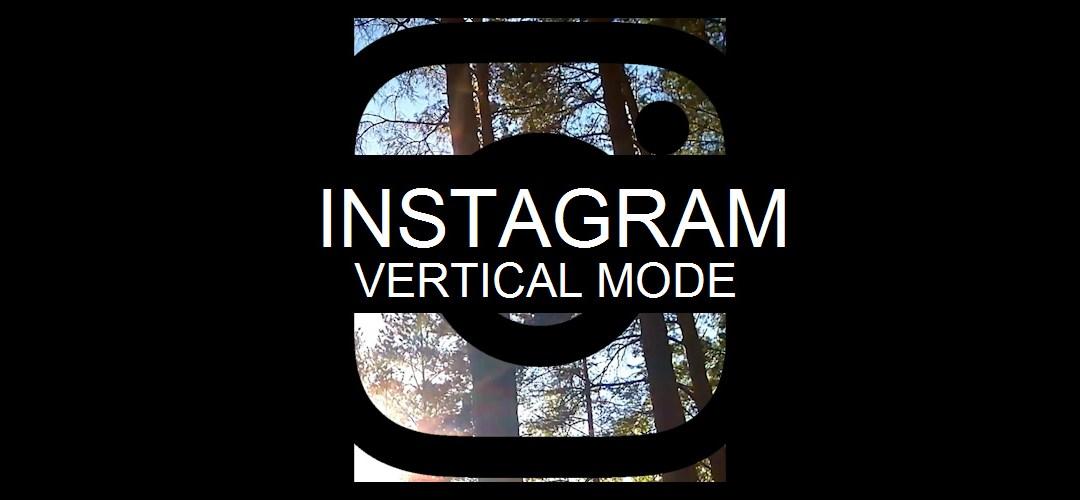 Instagram e Premiere Pro: i video verticali