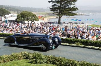 The 2016 Pebble Beach Concours d'Elegance | Premier Financial Services