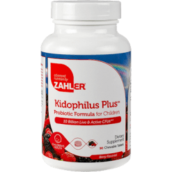 Advanced Nutrition by Zahler Kidophilus Plus 90 tabs Z81201