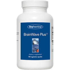 Allergy Research Group BrainWave Plus® 120 vegcaps REMIN