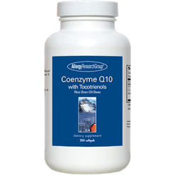 Allergy Research Group Coenzyme Q10 with Tocotrienols 200 gels CQTO2