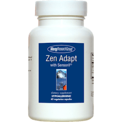 Allergy Research Group Zen Adapt with Sensoril 60 vegcaps A73400