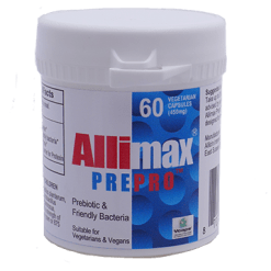 Allimax International Limited Allimax PrePro 60 vegcaps A00314