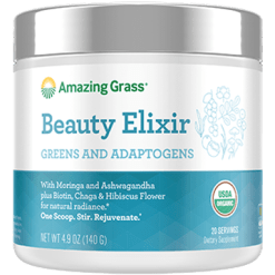 Amazing Grass Elixir Beauty Blend 20 servings A05673